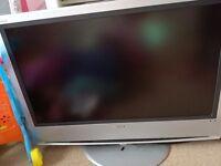 Sony Bravia flatscreen tv