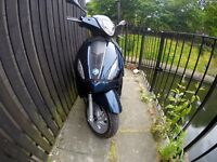 Piaggio Fly 125 in very good condition, 1 owner from new. Very low mileage