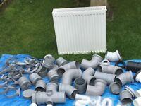 Various Plumbing Fittings & Fixings