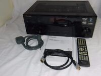 Pioneer VSX-520-K 5.1 130W Receiver - HDMI (3D) Dolby TrueHD DTS