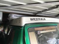 ******Breaking *****full volkswagen t25 westfalia campervan 2.0Cu (Syncro T3 westy)