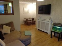 Lovely one bedroom garden flat for rent in Staddiscombe (PL9) with views out to Plymouth sound.