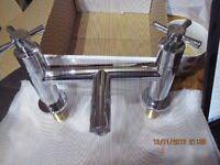Bath Taps cross head mixer