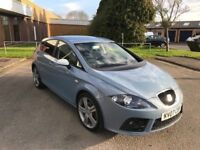 2007 seat Leon FR 170 bhp 2.0 tdi 12 months mot/3 months parts and labour warranty