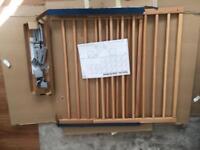 Baby Gate BRAND NEW STILL IN BOX