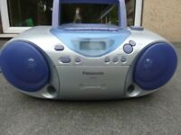 Panasonic-RX-D12 - boombox - CD