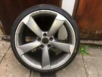 """Audi RS3 A3 S3 Rotor Alloy 19 """" Single Alloy"""