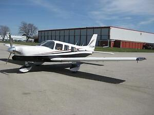 1980 Piper Turbo Saratoga Aircraft Airplane Plane