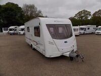 Very good price for a lunar clubman 470-2 berth touring caravan