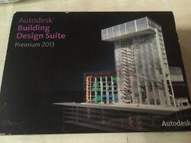 Autodesk Building Design Suite Premium 2013