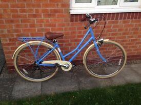 """Pendleton 17"""" hybrid bicycle"""