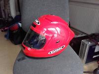 OGK Aeroblade II Motorcycle Helmet Size S, 55-56