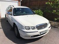 Rover 75 connoisseur cdti 2003. (BMW Diesel engine 1951cc). 119000 miles.