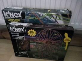 2 boxes of kinex