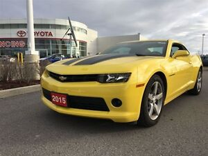 2015 Chevrolet Camaro LT - Near perfect! Only 6000 kms! Never se