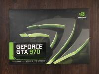 Nvidia GTX 970 Reference Card