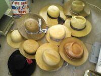 40 Unisex Summer Hats