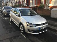 Volkswagen Polo 2010 1.2 5 door Petrol Manual Low Mileage NOT Corsa, Fiesta, Astra, Golf