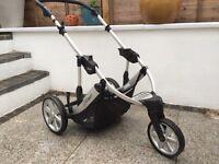 Britax B-Smart 3 Buggy Pushchair very good condition.