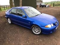 Mg Zs 2003 saloon full MG body kit &MOT