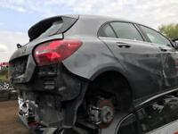 2017 MERCEDES A180 CDI AMG BREAKING SPARES PARTS