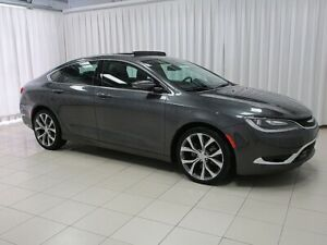 2016 Chrysler 200 HURRY!! DON'T MISS OUT!! 200C V6 SEDAN w/ NAVI