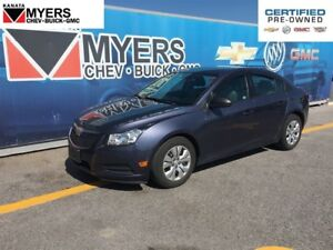 2014 Chevrolet Cruze AIR CONDITIONING, TRANSMISSION, POWER PKG