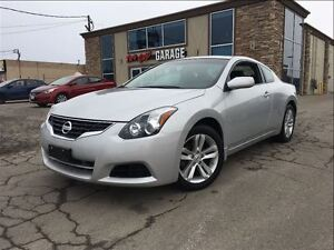 2012 Nissan Altima 2.5 S AWESOME LEATHER MOON ROOF 4 NEW TIRES