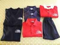 Bundle of BAY HOUSE SCHOOL Uniform For Sale Clean & VGC - cash on collection from Gosport Hampshire