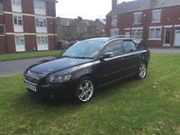 Volvo v50 se d 2007, 130k full mot. Alloys leather