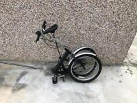 Shimano Folding Bike (Not Brompton, Dahon, Tern)