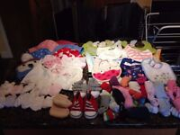Large bundle of children's accessories for sale - various sizes, excellent condition, only £8!