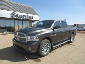 2015 RAM 1500 LIMITED! EXTENDED WARRANTY! AIR RIDE! NAV! SUNROOF