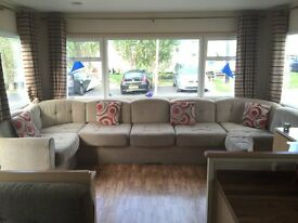 Lovely Cosalt Cascade Holiday Home for Sale on Shurland Dale Holiday Park, Eastchurch Kent