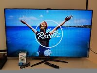 """Samsung 55"""" 3D LED TV with 2 X GLASSES"""