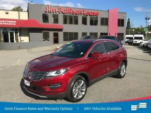 2018 Lincoln MKC Select Plus Vista Package