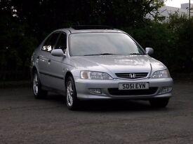 2001 Honda Accord SE v-tec