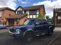 2005 55 FORD RANGER WILDTRAK FULL SERVICE HISTORY NO VAT