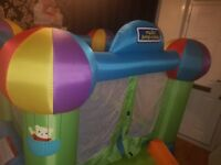 FOR SALE!!! My 1st jump and play bouncy castle