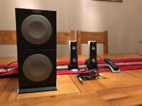 Altec Lansing 2100 2.1 computer speaker set