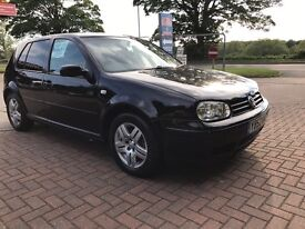 VW GOLF GT TDI, TIDY RELIABLE CAR, ONE OWNER FROM NEW
