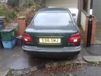 Volvo -S40 Perfect coditions. Low millage. MOT- 21 August 2017 Superb price.