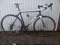 Trek Road Bicycle (bike) 2013 1.2 T H2 58cm White/black