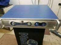 Miltec power amplifier