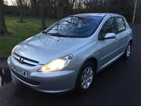 Peugeot 307 HDi S, Diesel mmaculate Conditio
