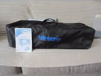 Kiddicare travel cot
