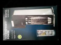 sodastream automatic sparking water maker brand new