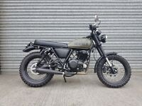 Herald Nomad 250cc Motorcycle