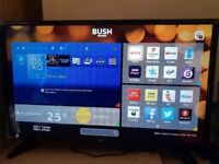 "Bush 42"" SMART LED TV, UNDER A YEAR OLD, LIKE BRAND NEW, DELIVERY"