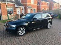 2008 BMW 1 SERIES 116i, 1 OWNER FROM NEW, FULL SERVICE HISTORY, MOT OCT 2018, HPI CLEAR